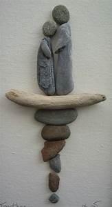 Steine Selber Machen : bilder mit steinen basteln eine h bsche wanddeko aus ~ Michelbontemps.com Haus und Dekorationen