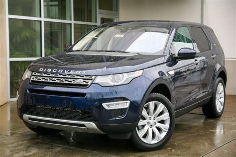 Modifikasi Land Rover Discovery Sport new 2017 land rover discovery sport hse luxury sport