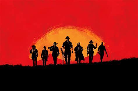 Red Dead Redemption 2 Chegarand 225 Ainda Em 2017