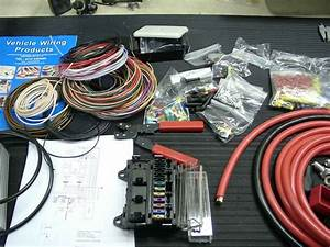 Wiring Harness Loom And Sensors
