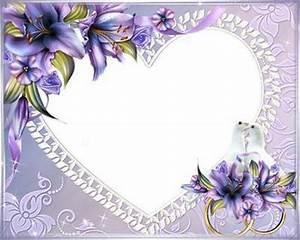 Wedding PSD frame template - Pigeon allegiance