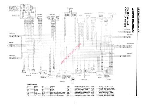 Yamaha Ef3000iseb Wiring Diagram by Yamaha Fz6 Ss C 2004 Service Repair Manual