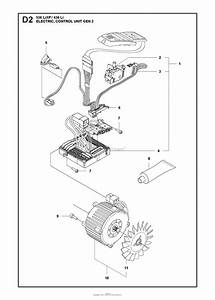 Husqvarna 436 Li Parts Diagram For Electrical
