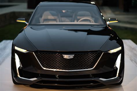 Cadillac Car : Cadillac's Escala Concept Car