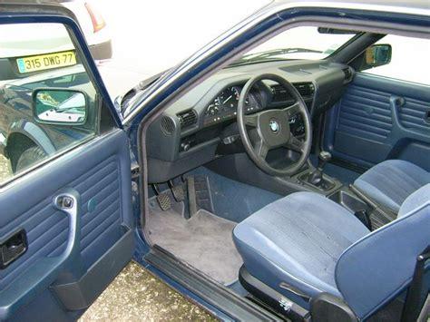 house siege voiture ma bmw e30 316 carbu de 85 les allemandes youngtimers