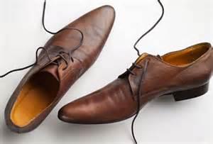 Men's Dress Shoes in Feet