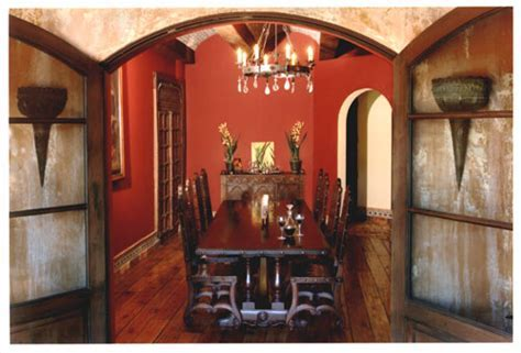 Renaissance Architectural   Old World Tuscan Interior