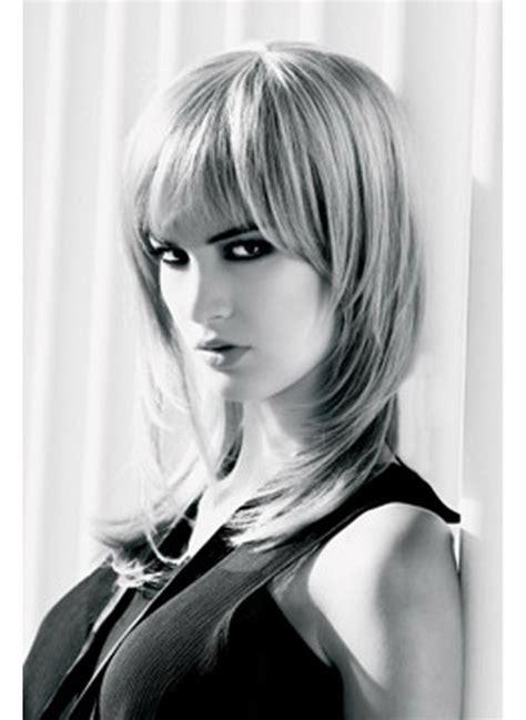 Coiffure Femme 2014 Cheveux Mi Long