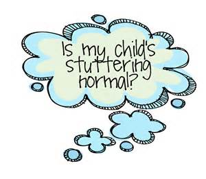 Stuttering occurs when a child has difficulty with the rate, rhythm ... Stuttering
