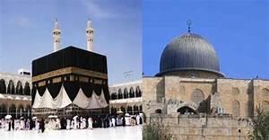 From Masjid al-Haram to Masjid al-Aqsa… - American Herald ...