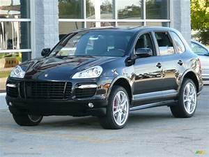 Porsche Cayenne 2008 : 2008 porsche cayenne turbo in black a92316 cars for sale in illinois ~ Medecine-chirurgie-esthetiques.com Avis de Voitures