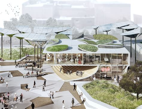 Oma, Mla, And Ideo Selected To Design New Park For