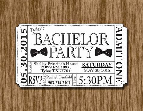 Bachelor Party Invitation Wording Beautiful 86 Best