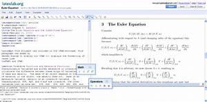 Latex editor for google docs leon39s blog leon39s blog for Google documents editor