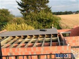 comment construire toit plat la reponse est sur admicilefr With comment construire un toit terrasse