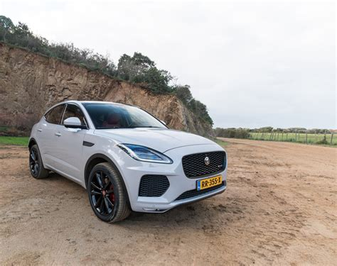 We Drove The 2018 Jaguar Epace, And It's An Awesome
