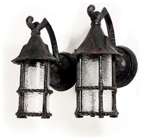 antique tudor lighting traditional wall sconces