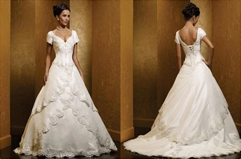 Wedding Dresses With Sleeves : Off The Shoulder Wedding Dresses With Sleeves