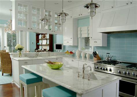 inspirations on the horizon coastal kitchens