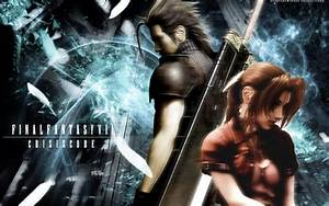 Crisis Core Final Fantasy VII Wallpapers Video Game HQ