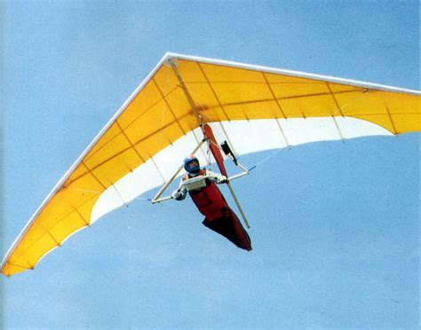 Photo Hang glider : ACE (Solar Wings)