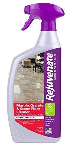 rejuvenate marble granite and floor cleaner