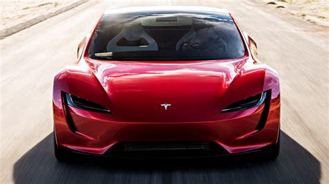 News - Tesla Roadster May Get Rocket Thrusters