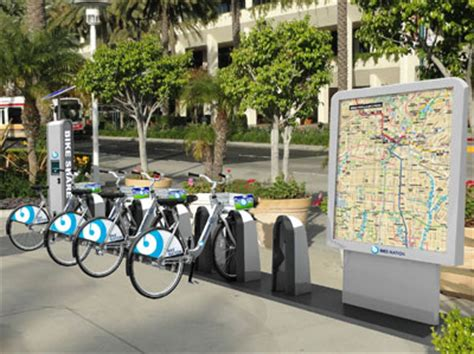 Bike Nation To Bring Bikesharing To Westwood Ucla
