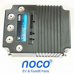 Curtis 36  400a Dc Sepex Motor Controller 1268
