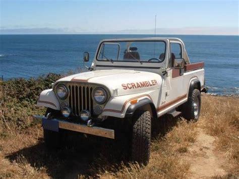 jeep scrambler 2014 california native 1983 jeep scrambler laredo 4 4 bring