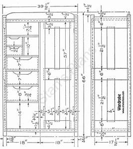 Guide Woodworking plans armoire wardrobe wood protpret