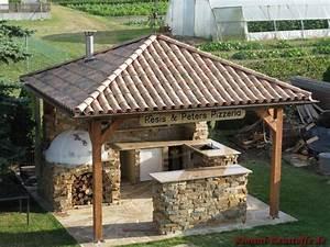 Dach Für Gartenhaus : gartenhaus aus naturstein my blog ~ Michelbontemps.com Haus und Dekorationen