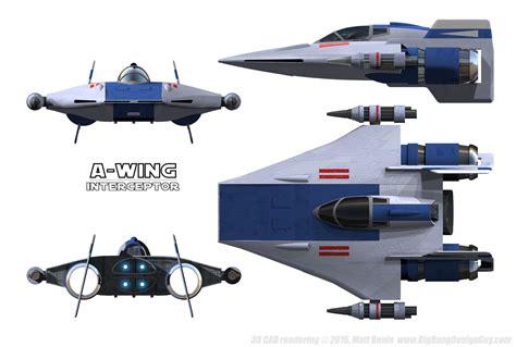 07 A-wing Schematics By Ravendeviant On Deviantart