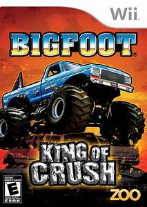 Big Foot  King Of Crush Release Date  Wii