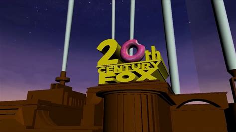 20th Century Fox (1994-2017) Remake (the Simpsons Movie Tv Spot Variant)