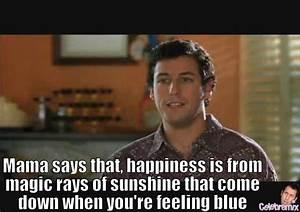 Best Adam Sandl... Adam Sandler Wedding Quotes