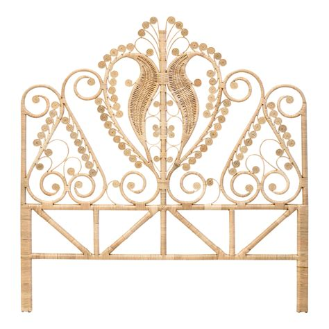 Chairs That Sit On The Floor by Peacock Bed Head Queen Natural The Family Love Tree