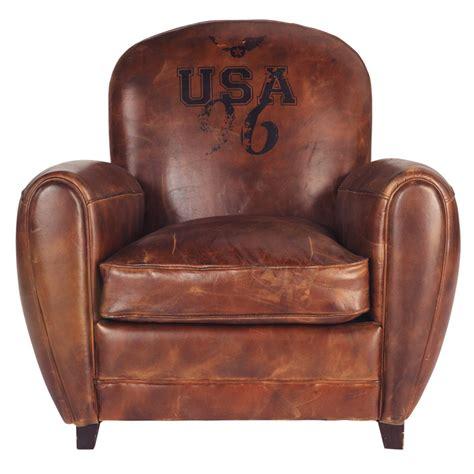 fauteuil cuisine revger com fauteuil marron alinea idée inspirante