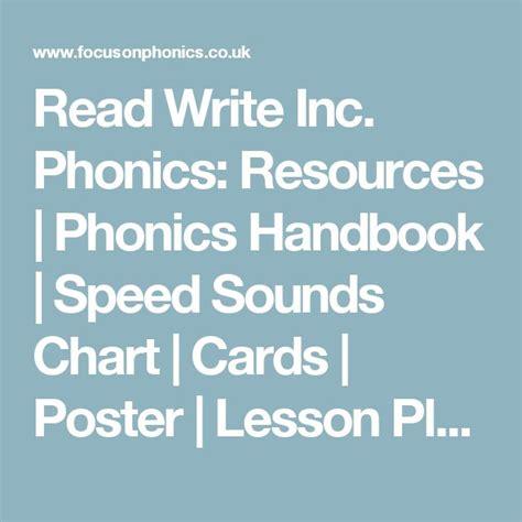 read write  phonics ideas  pinterest