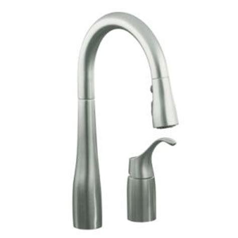 Kohler Simplice Faucet Cleaning kohler simplice pull faucet review media