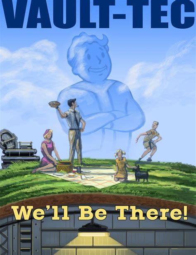 Fallout Propaganda Poster Fallout Fun Pinterest