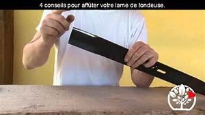 Comment Aiguiser Un Couteau : 4 conseils pour aff ter votre lame de tondeuse youtube ~ Melissatoandfro.com Idées de Décoration