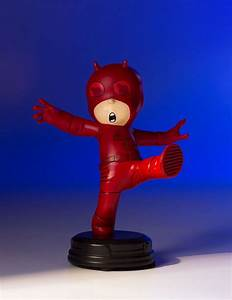 Marvel Animated Daredevil Statue by Gentle Giant - The ...  Animated