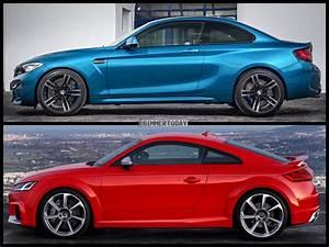 Audi Tt Rs Coupe : photo comparison bmw m2 vs audi tt rs ~ Nature-et-papiers.com Idées de Décoration