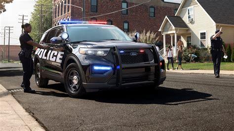 ford explorer police interceptor utility ford cars