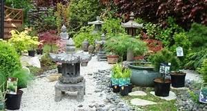 objet de decoration pour jardin japonais mc immo With photo de jardin de particulier 3 jardin particulier aquarelle decoration