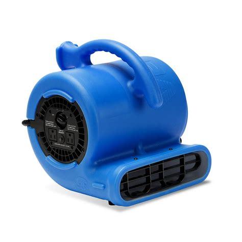 floor drying fan rental b air 1 4 hp 900 cfm 9 in air mover carpet dryer floor