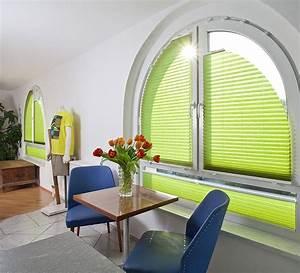 Home Wohnideen Plissee Rollo : sichtschutz im wohnzimmer moderne plissees gardinen und rollos ~ Bigdaddyawards.com Haus und Dekorationen