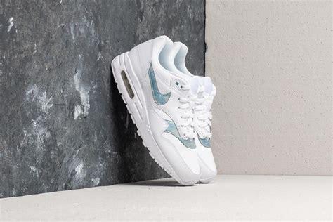descuento nike air max 1 gs white royal tint white 1211311 tqboqcs nike air max 1 gs white royal tint white footshop