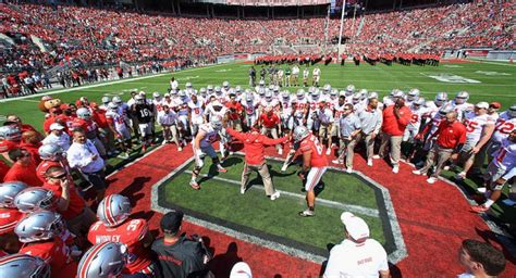 Ohio State's 2016 Spring Game Set for April 16th | Eleven ...